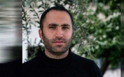 """الأمن الفلسطيني ينتهك القانون الفلسطيني باعتقال منسق """"تجمع شباب ضد الاستيطان"""""""
