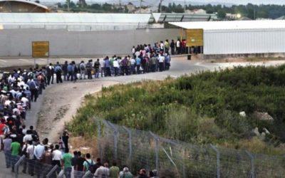 العمال الفلسطينيون داخل الخط الأخضر، وجها لوجه مع الموت