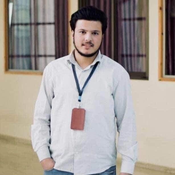 الناشط محمد بلعاوي